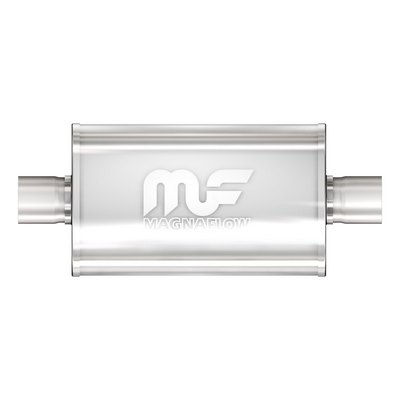SPECIALTY STAINLESS RACE MUFFLER