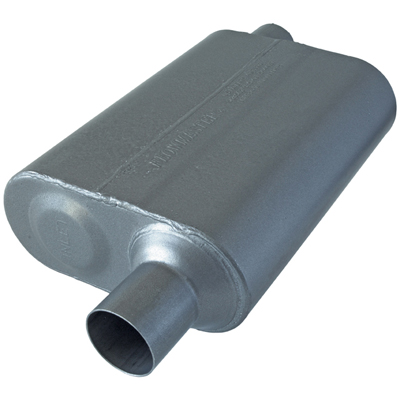 FLOWMASTER ORIGINAL 40 SERIES MUFFLER STAINLESS STEEL