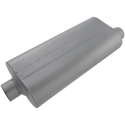 FLOWMASTER 70 SERIES BIG BLOCK II MUFFLER STAINLESS STEEL
