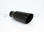 BLACK POWDER COATED 3.00 DOUBLE WALL CLOSED OUTER CASING ID 2.25