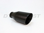 BLACK POWDER COATED 3.50 DOUBLE WALL CLOSED OUTER CASING ID 2.25
