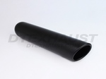 BLACK POWDER COATED 3.50 X 18.00 ROLLED SLANT ID 2.25