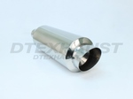 DTM106S DIFFERENT TREND STAINLESS STEEL MUFFLERS
