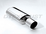 DTM107 DIFFERENT TREND STAINLESS STEEL MUFFLERS