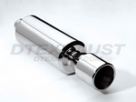DTM112 DIFFERENT TREND STAINLESS STEEL MUFFLERS