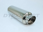 DTM123T DIFFERENT TREND STAINLESS STEEL MUFFLERS
