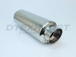 DTM123 DIFFERENT TREND STAINLESS STEEL MUFFLERS