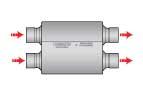 Flowmaster 50 Series SUV Mufflers
