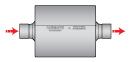 Flowmaster 80 Series HD Mufflers