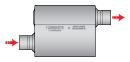 Flowmaster 50 Series HD Mufflers