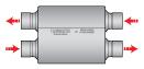 Flowmaster 80 Series Mufflers
