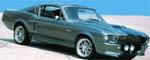 Flowmaster 40 Series Muffler Car