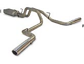 Dual Side Exit Exhaust Systems